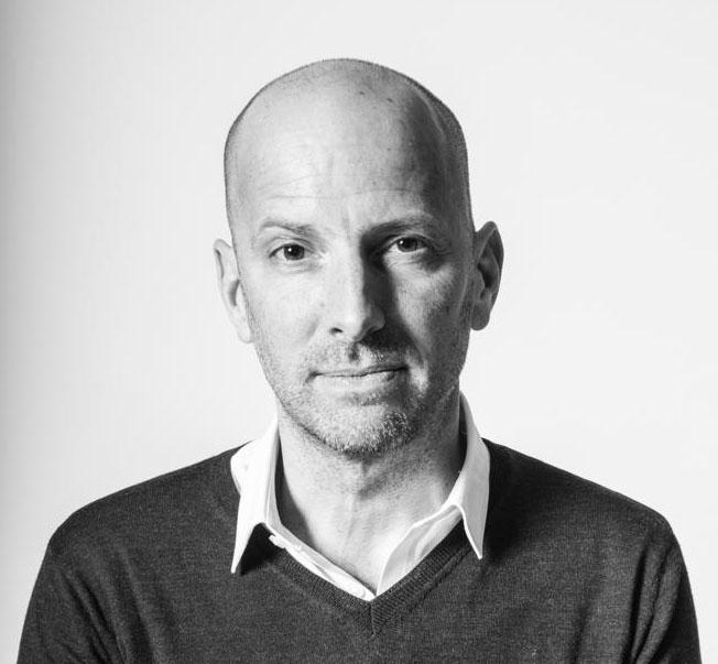 Olivier Schaack - Portrait